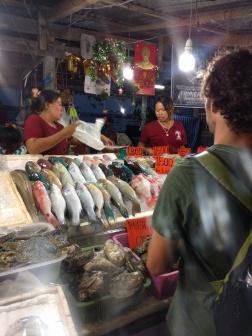 Buying at Rawai Market