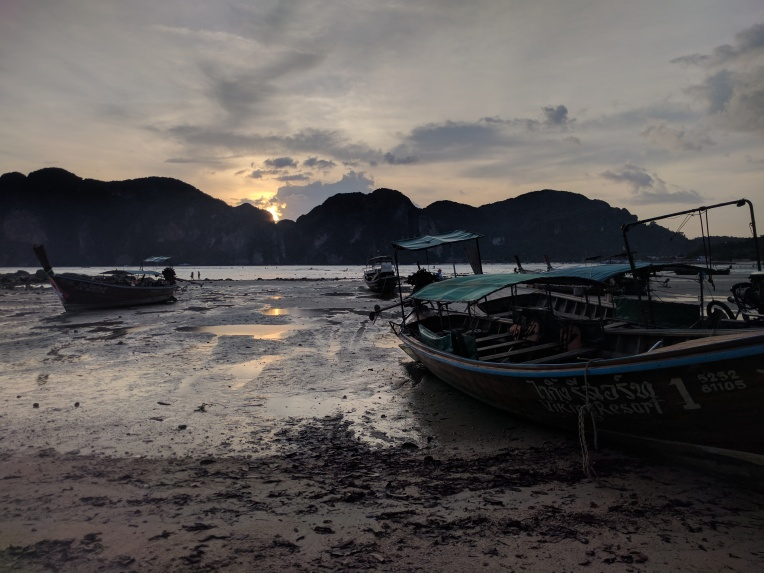 Sunset in Koh Phi Phi